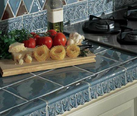Creative Kitchen Tile Designs Culinary Delights