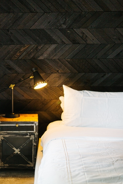 reclaimed wood tile