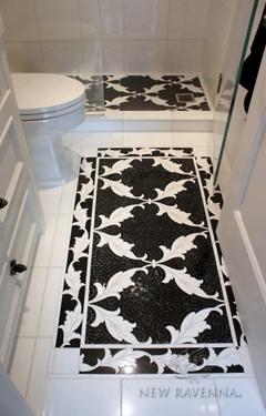 Small Bathroom Designs   Truly Tile-riffic!