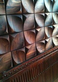 walnut wood tiles
