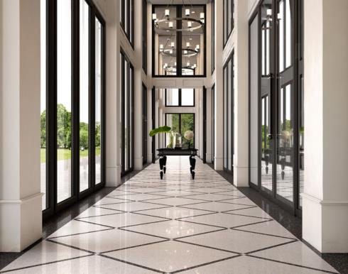 Floor Tile Patterns Designed To Knock Your Socks Off